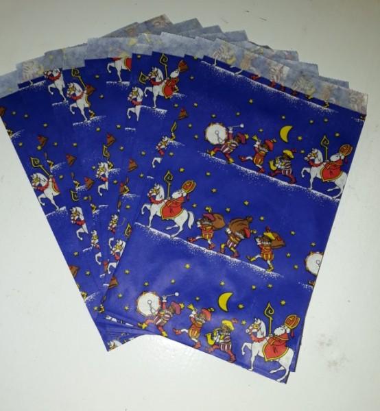 Cadeauzakje Sinterklaas | 10 stuks