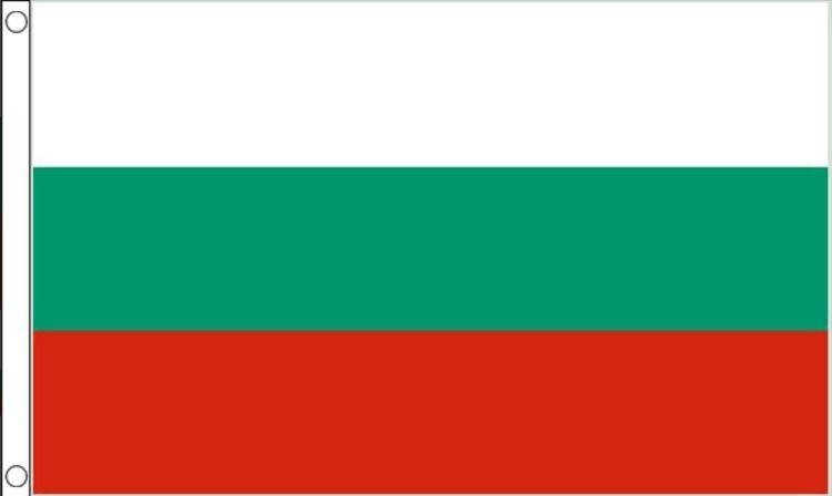 vlag Bulgarije 60x90cm Bulgaarse vlag Best Value