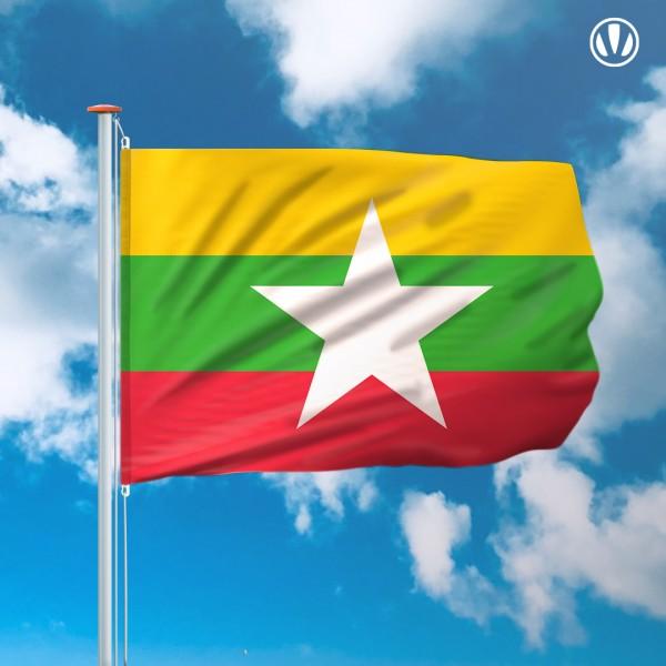 Mastvlag Myanmar