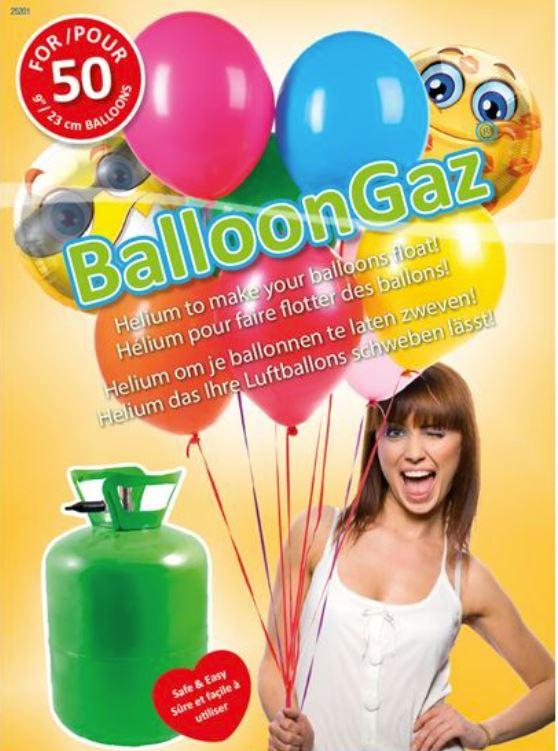 heliumpomp voor 50 ballonnen