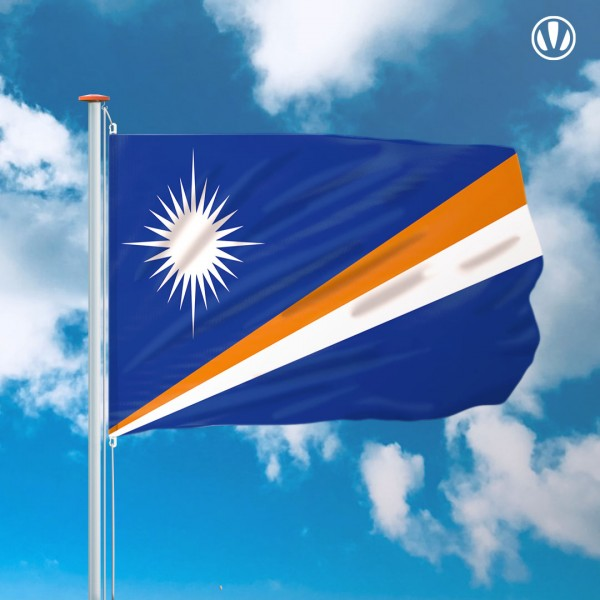 Mastvlag Marshalleilanden