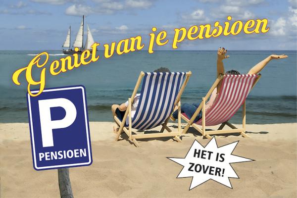 Mastvlag Pensioen