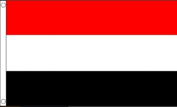 Vlag Jemen 60x90cm