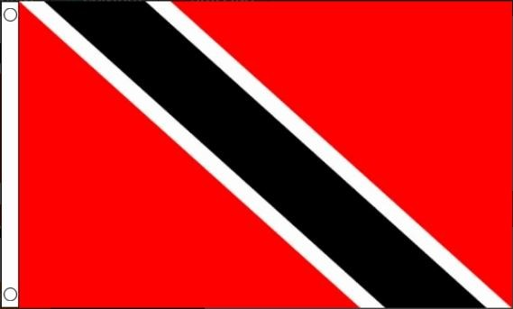 vlag Trinidad en Tobago | Trinidad en Tobago vlaggen 90x150cm Best Value