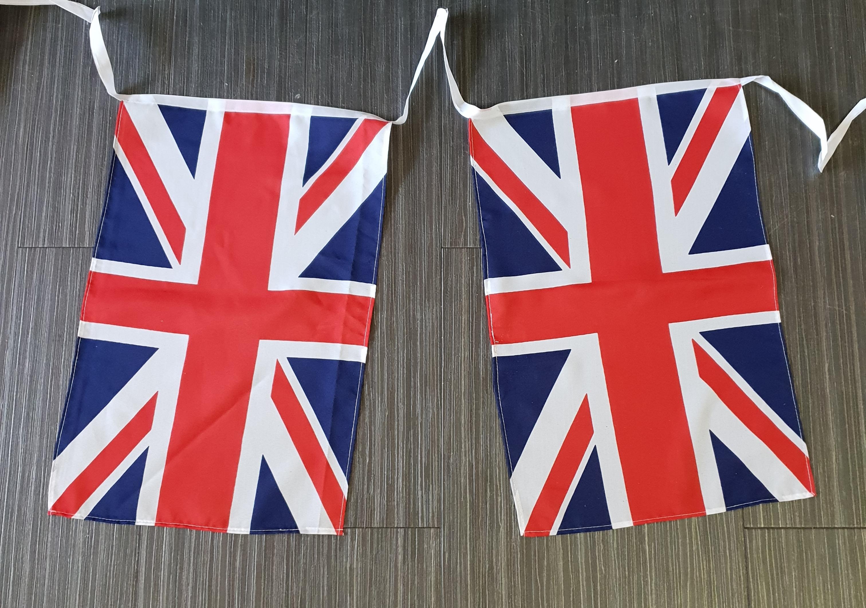Vlaggenlijn United Kingdom 10m XL