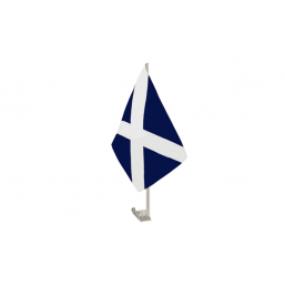 Autovlag Schotland vlag