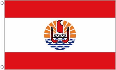 Vlag Frans-Polynesië 60x90cm