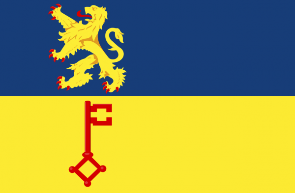 Grote vlag Vught