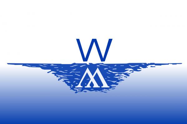 Grote vlag Waterland