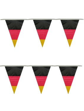 Vlaggenlijn Duitsland 10m