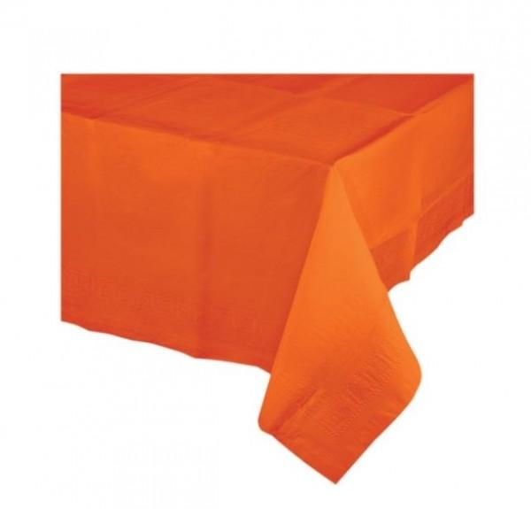 Oranje Sunkissed Tafelkleed Xl