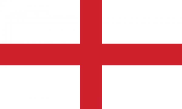 Vlag Engeland 100x150cm Glanspoly