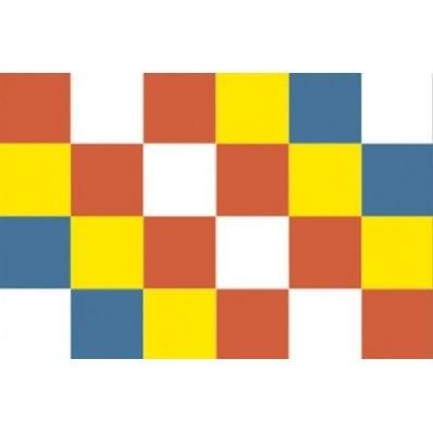 Tafelvlag Antwerpen 10x15cm