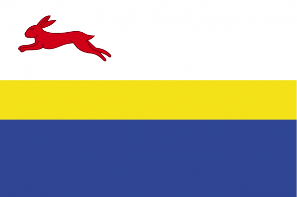 Grote vlag De Fryske Marren