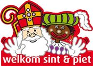 Welkom Sinterklaas Deurbord Koop Je Voordelig Bij Vlaggenclub