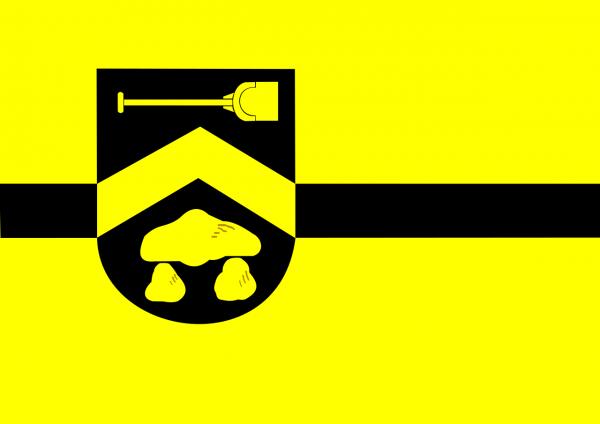 Grote vlag Borger-Odoorn