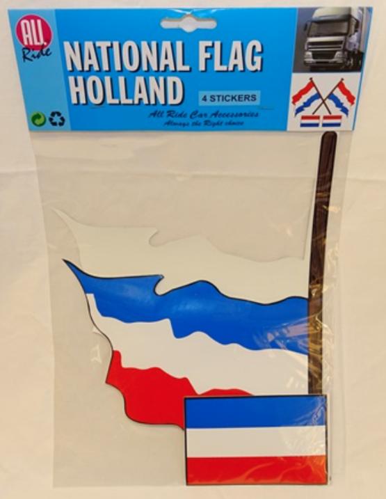 sticker nederlandse vlaggen