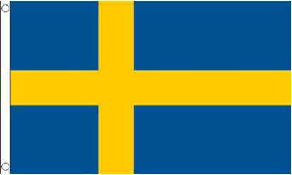 Zweedse vlag, vlaggen Zweden XXL 150x240cm Best Value
