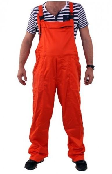 Oranje Tuinbroek EK | WK en Koningsdag, Carnaval, maat 48
