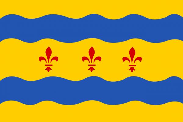Grote vlag Voerendaal