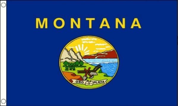 Vlag Montana