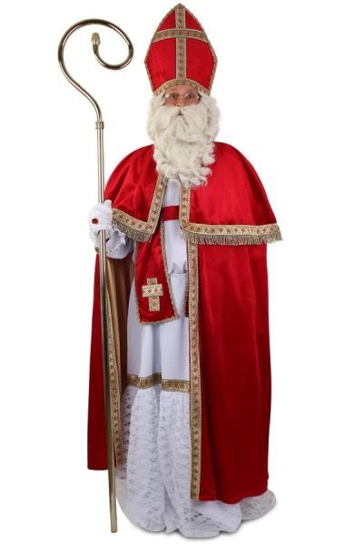 Sinterklaas kostuum compleet luxe