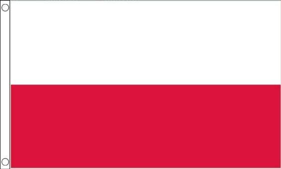 Vlag Polen Poolse vlaggen 60x90cm Best Value