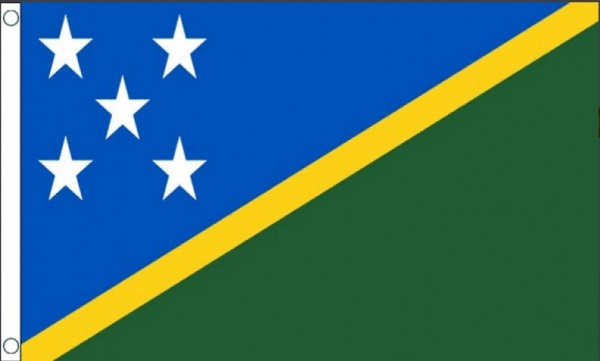 Vlag Salomonseilanden 60x90cm