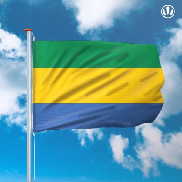 Mastvlag Gabon