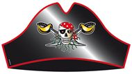 Piratensteek Red Pirate 8 stuks