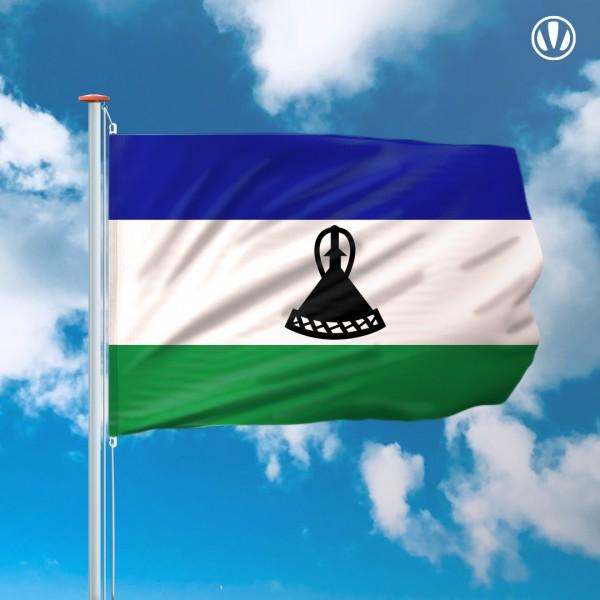 Mastvlag Lesotho