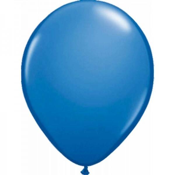 Blauwe Ballonnen Donkerblauw 12 stuks