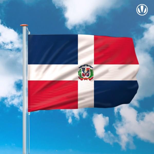Mastvlag Dominicaanse Republiek