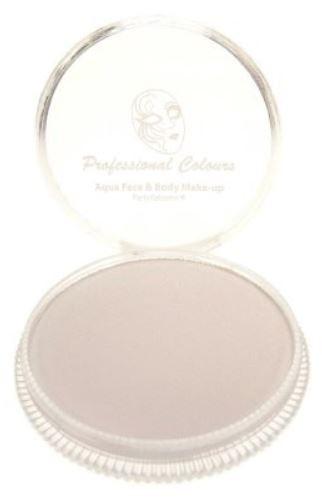 wit schmink Aqua PXP Waterbasis face & body 30 gram