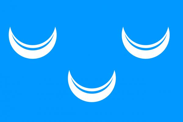 Grote vlag Wassenaar