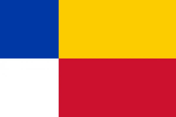 Grote vlag Heerde