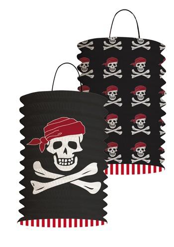 Piraten lampion Skull Island