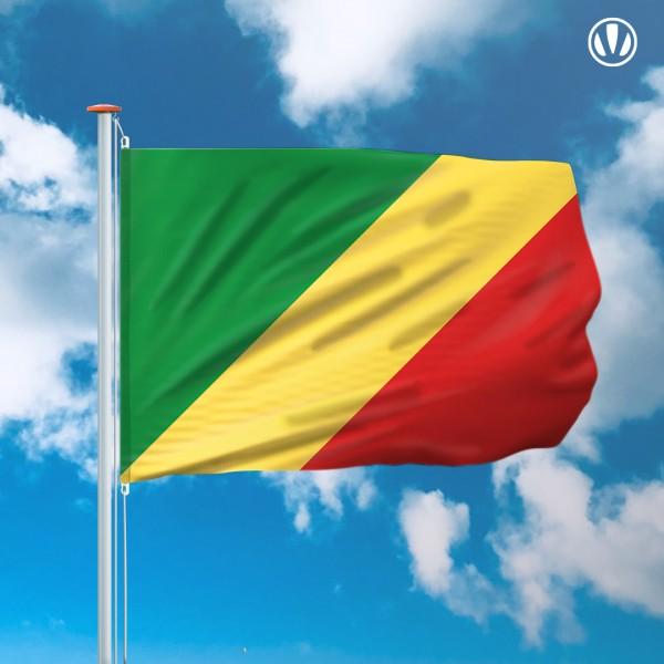 Mastvlag Congo-Brazzaville
