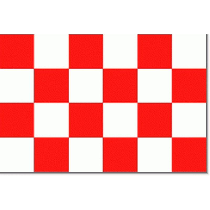 Noord-Brabantse vlag 20x30cm