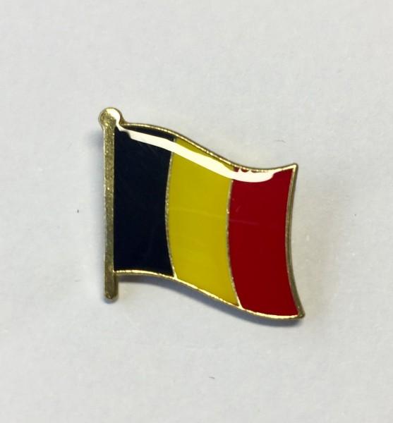 Broche / Speldje Belgische vlag