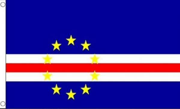 Vlag Kaapverdië 60x90cm
