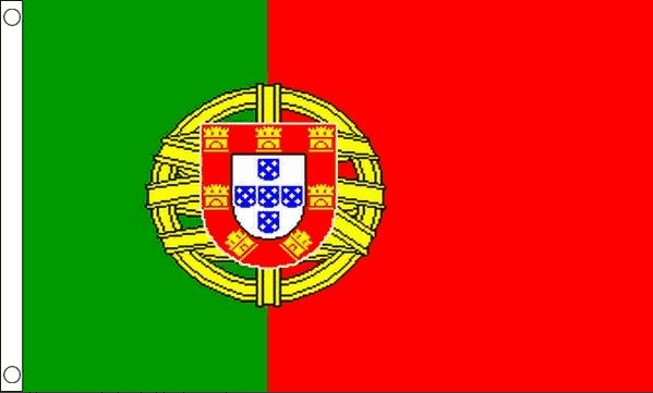 Vlag Portugal, Portugese vlag 150x240cm Best Value