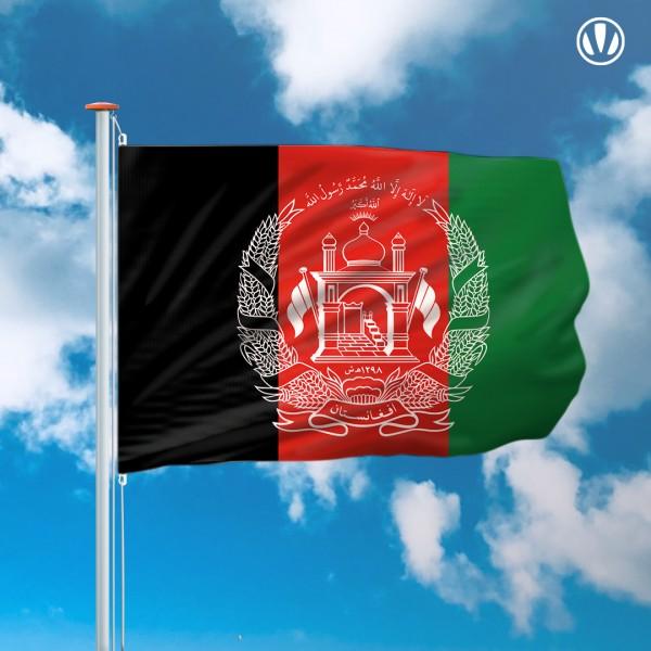 Mastvlag Afghanistan