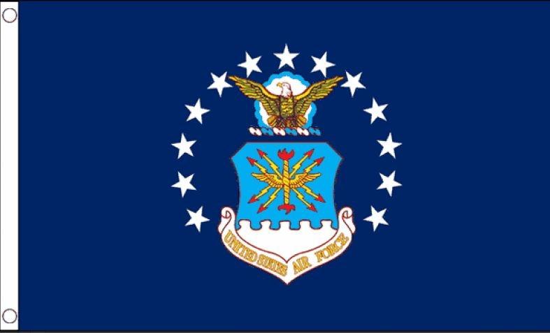 Amerikaanse luchtmacht vlag, Air Force vlaggen 90x150cm Best Value