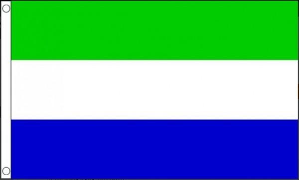 Vlag Sierra Leone 60x90cm
