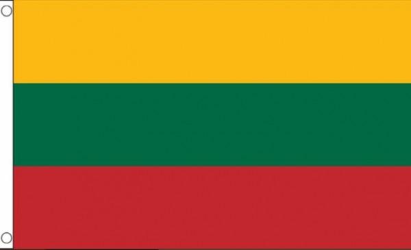 Vlag Litouwen 60x90cm