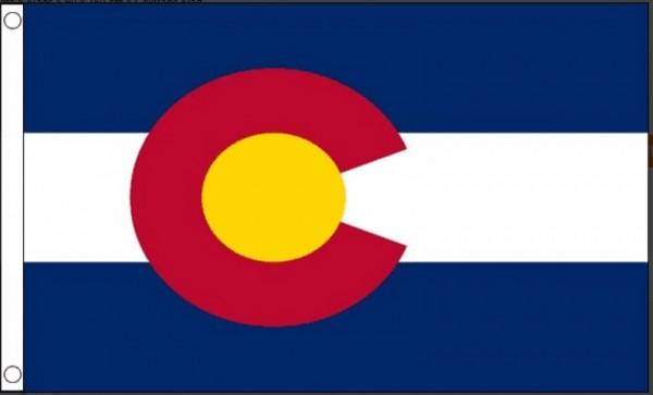 Vlag Colorado 90x150cm | Best Value
