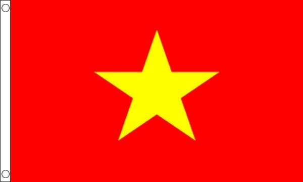 Vlag Vietnam 90x150cm | Best Value