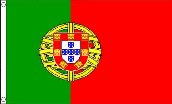 vlag Portugal 60x90cm Best Value