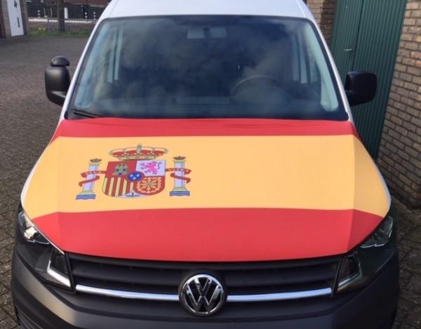 Motorkap hoes Spanje
